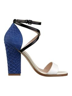 Guess Sileno color blocked #sandals #shoes #heels $79 (reg 110)