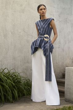 Los Jardines de la Vega inspiran a la diseñadora.