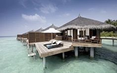 Veligandu Island water villas - Google Search
