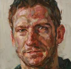 Paul Wright Wright Archive - Paul Wright Inigo - Oil on Board