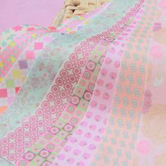 ZY DIY Promotion! New 9 designs 20x30cm soft Printed Felt Fabric Polyester DIY non-woven Rose Bird Flora Plaid   #Affiliate