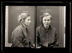 Portraits de criminels australiens dans les années 1920 photo police sydney australie mugshot 1920 02 800x596