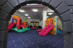 Kartal Otel'in çocuklar için yapılmış özel alanlar sayesinde ailece tatilin keyfini sürebilirsiniz.