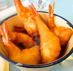 """mum's """"bubble"""" prawn ~ highly recommended Prawn Recipes, Shellfish Recipes, Seafood Recipes, Asian Recipes, Cooking Recipes, Chinese Recipes, Asian Foods, Prawn Fritters, Kitchens"""