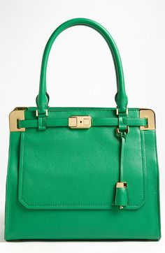 Michael Kors Love the green!