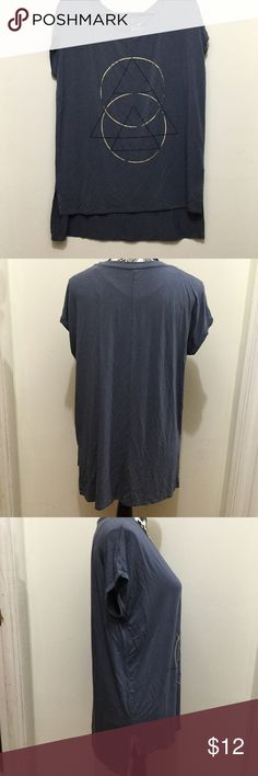 American Eagle Outfitters Soft &Sexy Jegging T American Eagle Outfitters size XS-S Jegging T. This Item have been Worn but has no visible signs of wear in Excellent Condition. American Eagle Outfitters Tops Tees - Short Sleeve