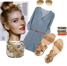 """Untitled #55"" by becalicious on Polyvore"