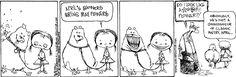❤ =^..^= ❤   Non Sequitur Comic Strip, May 01, 2001 on GoComics.com