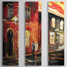 Hand+Painted+Oil+Painting+Landscape+with+Stretched+Frame+Set+of+3+1308-LS0579+–+USD+$+99.99
