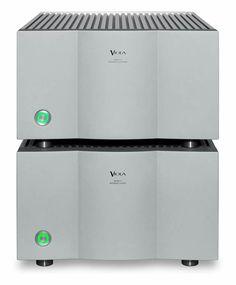 Viola Audio Lab Bravo Reference II amplifiers