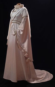 Vestido Novias de Época #novias #medieval