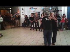 Micheline Neujean e Stephan Kohn al Balfolk Lab (Scottish e creazioni, Palermo) - YouTube