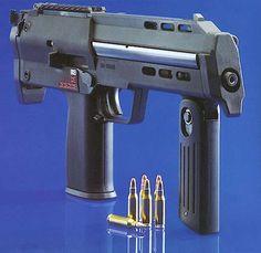 H&K MP-7 SMG