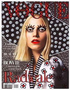 Magazine Cover Art | Ana Strumpf | Honey of California ZINE