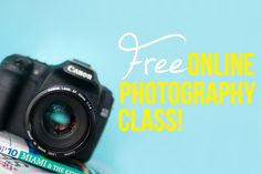 Hey there lovely readers! Here's a free little mini class... no skill level or special camera required! If you enjoy the lessons and want to learn even more about photography consider signing up for my online class Photo 101.p.s. like Bella Pop on Facebook to share the pretty pictures you…