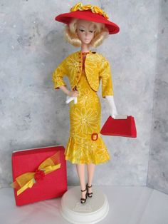 OOAK Handmade Barbie/Silkstone Sunsational! by Ann