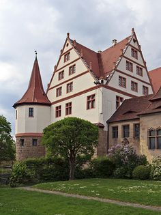 Roth Schloss Ratibor