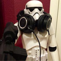 Fan Photo Friday: Did you listen to the new Star Wars trailer with your Audio-Technica headphones?  Shout out to Stefni for sharing this very timely photo on Instagram!