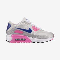 Stor samling av Nike Air Max Jewell Kvinnor Skor Pärla Rosa