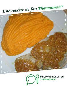 FILET MIGNON ET SA PUREE CAROTTES par blanca45. Une recette de fan à retrouver dans la catégorie Viandes sur www.espace-recettes.fr, de Thermomix<sup>®</sup>.