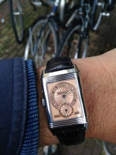 Jaeger le-Coultre Reverso coolness