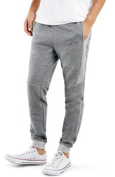 a9850f9c6418 Sweatpants Style, Mens Sweatpants, Jogger Sweatpants, Mens Tailor, Fitted  Joggers, Gq