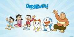 Doraemon Doraemon Wallpapers, Anime Fnaf, Disney Characters, Fictional Characters, Banner, Family Guy, Comics, Cartoons, Printables