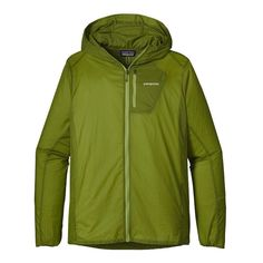Patagonia Men's Houdini Jacket reworked. Ultralight, works for running, hiking, travelling, etc. Basic.