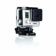 GoPro Hero3: White Edition - (131'/ 40m Waterproof Housing)