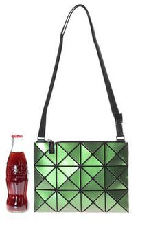 BAO BAO Issey Miyake - Crossbody Bag Of Small Dimensions Made Of Small 18f4a2d02afce