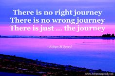 ... the journey ...