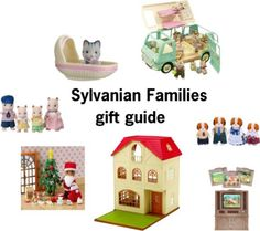 Sylvanian Families gift guide