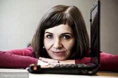 Małgorzata Łukowiak, autorka książki
