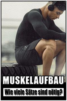 Wie viele Sätze sind für den Muskelaufbau nötig? Auf unserem Blog verraten wir es Dir! Sport Fitness, Health Fitness, Build Muscle, Muscle Building, Fb Page, Bodybuilding Workouts, Fitnesstraining, Have Fun, Tricks