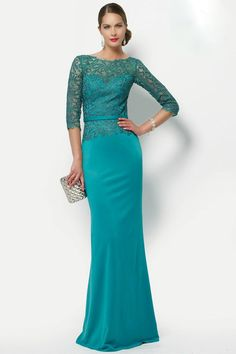 Alyce Paris Special Occasion Collection - 27113 Dress In Blue