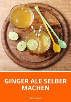 Ginger Ale selber machen   eatsmarter.de
