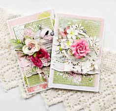 Romantic cards - Scrapbook.com