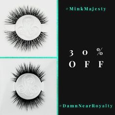 Minki Lashes' version of wispy lashes, made popular by Ardell Wispies style, features a cluster pattern evenly distributed along lash band. Wispy Lashes, Cheap Human Hair, Eye Shapes, Mink Eyelashes, Mink Fur, Makeup Goals, Best Makeup Products, Delicate