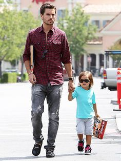 We can't get over how adorable Mason Disick is…especially in his modernized aviator sunnies! They suit the lil guy perfectly