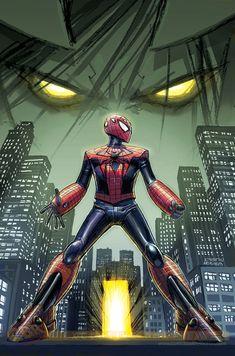 O Universo do Homem-Aranha cheio de antigos e novos Aranhas - Quadrinhos - PAGE 5 - Herói
