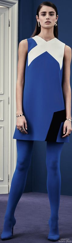 Versace Pre-Fall 2015.