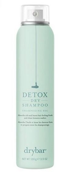 Drybar's detox dry shampoo absorbs oils while adding volume to your hair... What more can a girl ask for this Spring season? Find this and many other beauty products at Nordstrom!