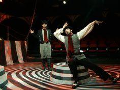 NIU's production of Rosencrantz & Guildenstern are Dead