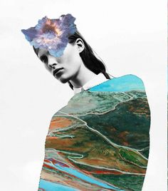 """Digital Collage"" by tasya kudryk"