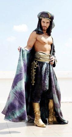 Arabian prince - old style fashion