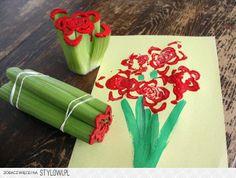 Super pomysł na kwiatki