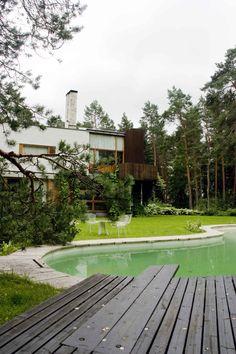 Villa Mairea | Noormarkku, Finland | 1938 | Alvar Aalto
