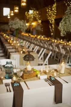 mccrotty photography - barns a beautiful party theme!!! Goes great with the vintage and country trends!