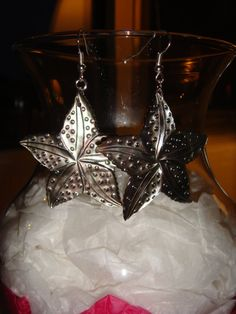 Starfish Earring by laiziboicollection on Etsy, $5.00