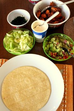 """Micky's """"Come-home-late-don't-want-to-cook-too-much-crap-Wraps"""""""